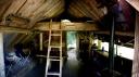 Megin Lake Cabin Interior
