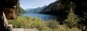Megin Lake Cabin Pano #2_