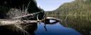 Megin Lake Pano #4