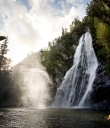 Virgin Falls Pano-3