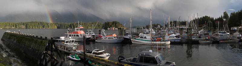 20151218-4rth st dock rainbow pano