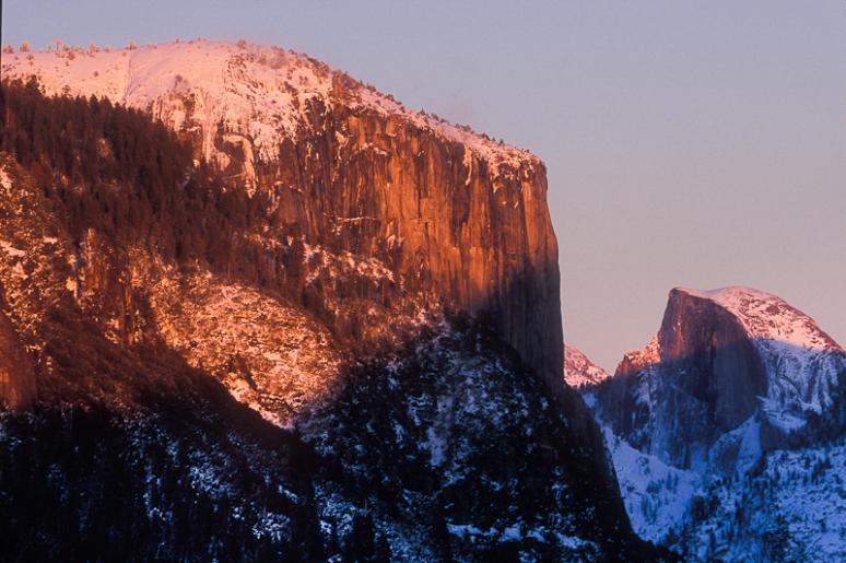 20140213-20080726-El Capitain & Half Dome 2